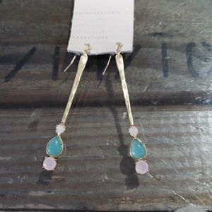 Anthropologie earrings